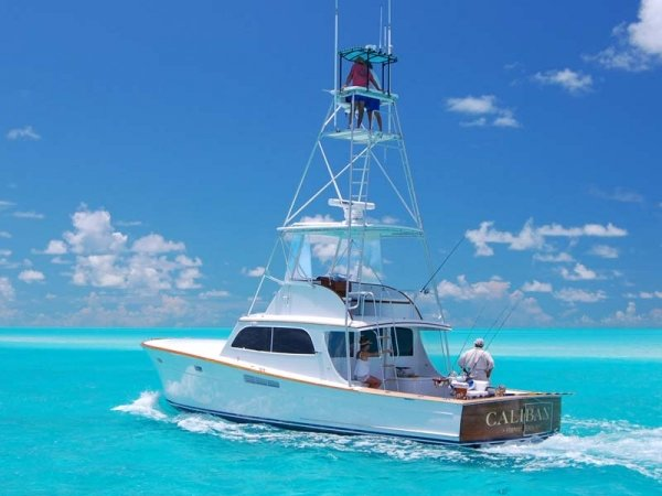 5 favorite offshore sport fishing boats wide open spaces for Offshore fishing boats