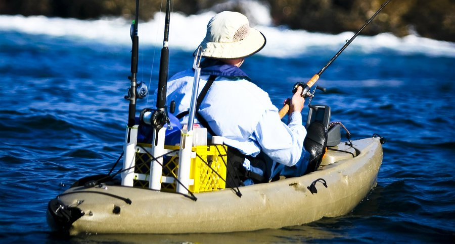 Diy setups for your fishing kayak solutioingenieria Image collections