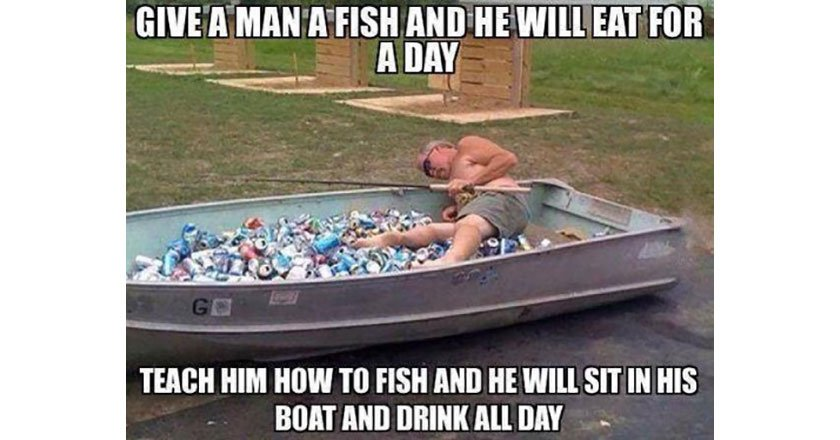 12 of the greatest fishing memes of all time for What time will the fish bite today