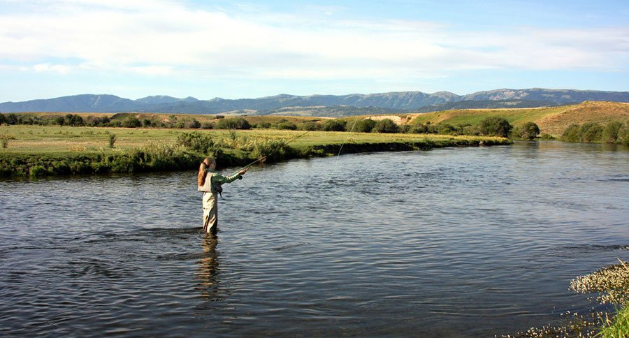 8 top fly fishing states to schedule a trip or just move to for Best trout fishing states