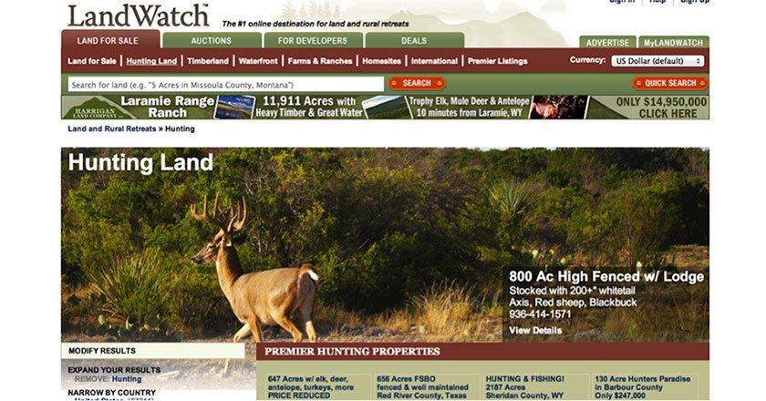The Top 10 Best Ways To Find A Place To Hunt