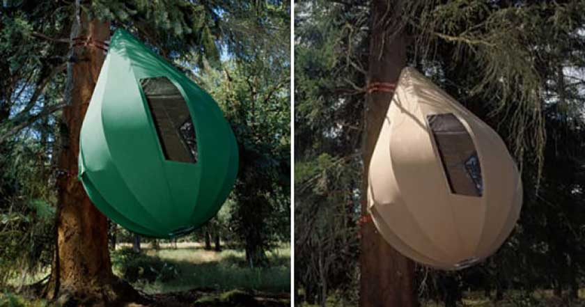Top 10 Tree Tents To Get Your Camping Off The Ground Pics