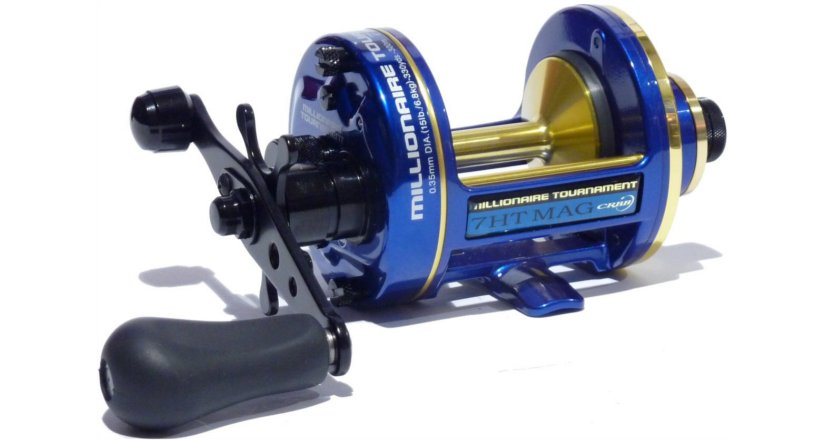 Top 5 Long Distance Surfcasting Reels