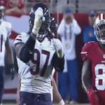 Chicago Bears DE Willie Young Celebrates Sack With Fishing Dance [VIDEO]