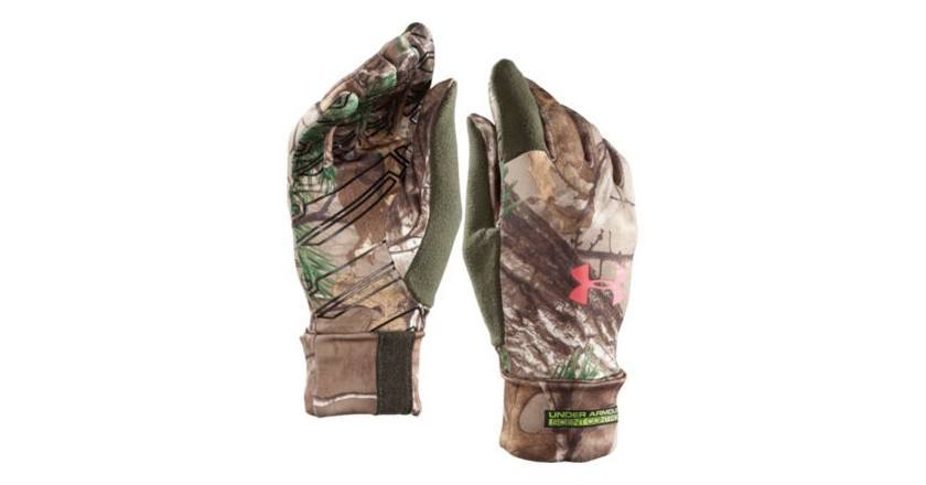 under armour lightweight hunting gloves