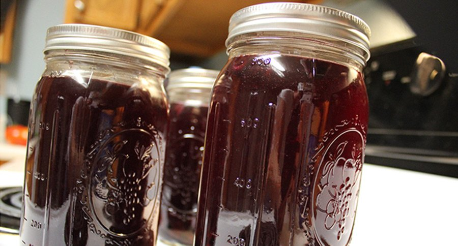 blueberry pie moonshine