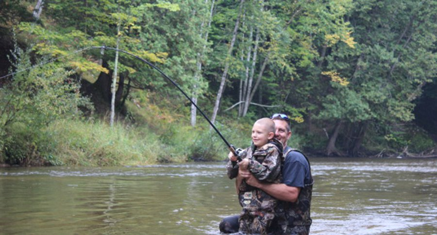 Best of Fall Fishing: The Manistee River