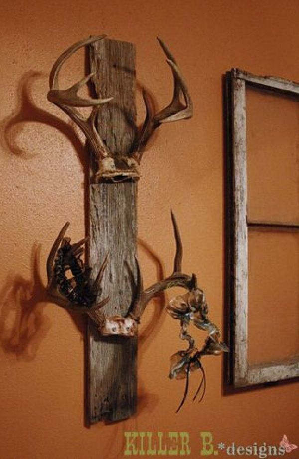 20 awesome pieces of antler art aa 2 solutioingenieria Images