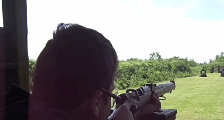 Shooting the No. 1 Mk. III SMLE 303 British