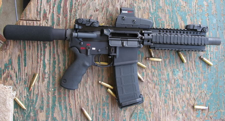 The AR Pistol: What You Need to Know