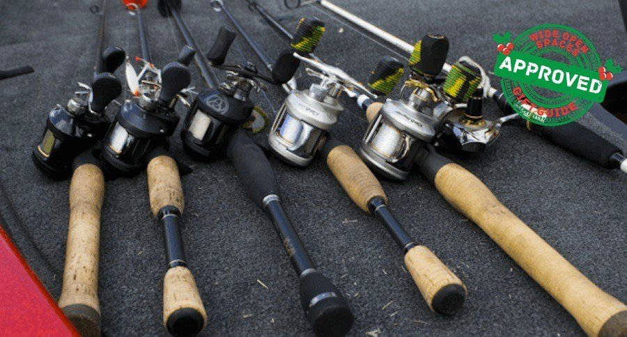 12 best rod and reel combos for bass fishing [pics], Fishing Rod
