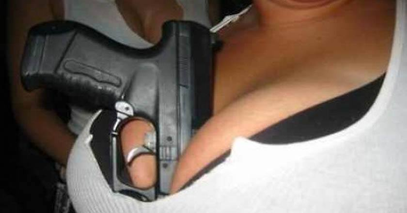 15 Craziest Gun Racks On The Internet