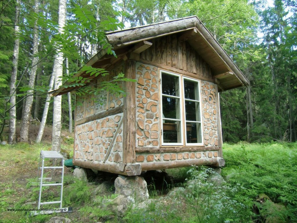 Can you see yourself living in one of these 7 tiny cabins for Small home images