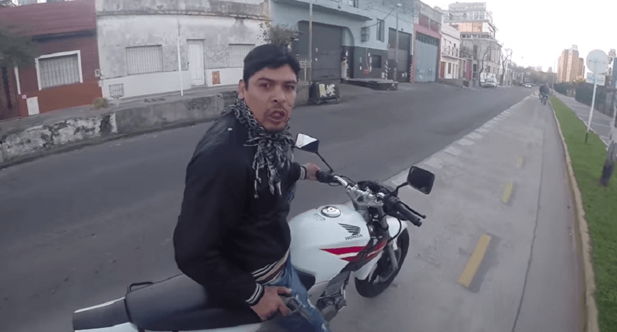 Attempted Armed Robbery Caught on a GoPro [VIDEO]