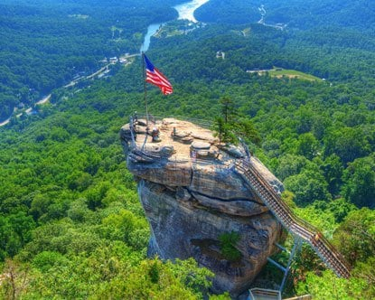 10 Famous Outdoor Movie Locations in the Carolinas