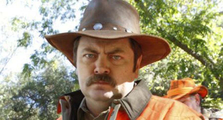 10 Ron Swanson Quotes That Make Us Love the Outdoors Even More