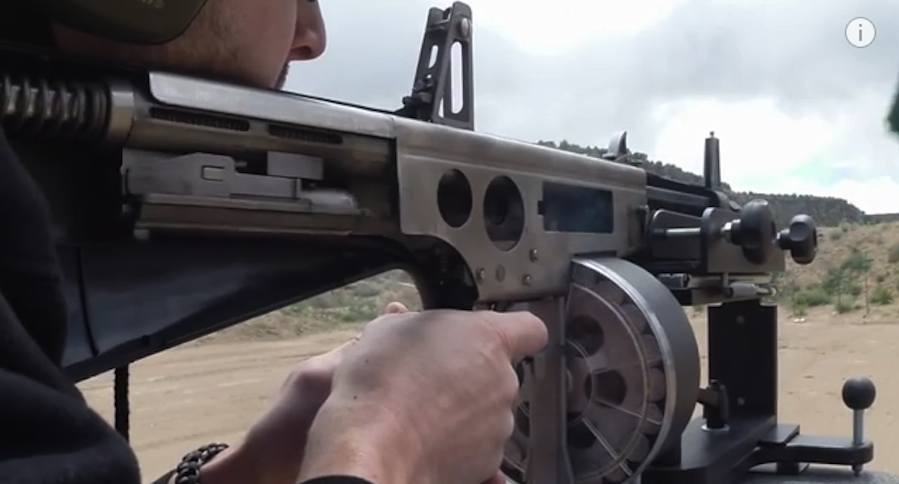 The Inner Workings of the AA-12 Fully Automatic Shotgun [VIDEO]