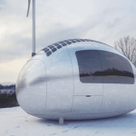 The Ecocapsule is a True Off-Grid Survival Dwelling Pod [PICS]