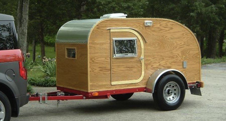 Build a Teardrop Camper in 10 Easy Steps