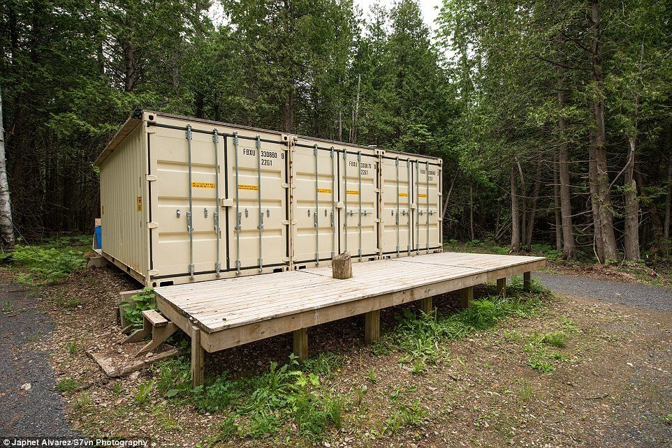 Will Anything Ever Top This Awesome Shipping Container House