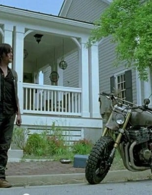 Daryl & Rick from 'The Walking Dead'