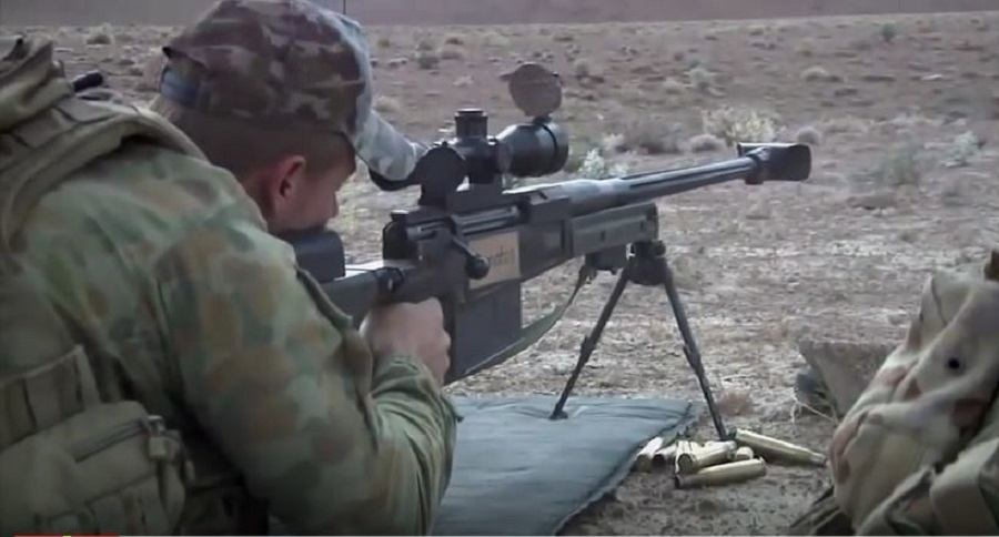 Sas Sniper Makes Epic 1 000 Yard Shot To Save A Father And