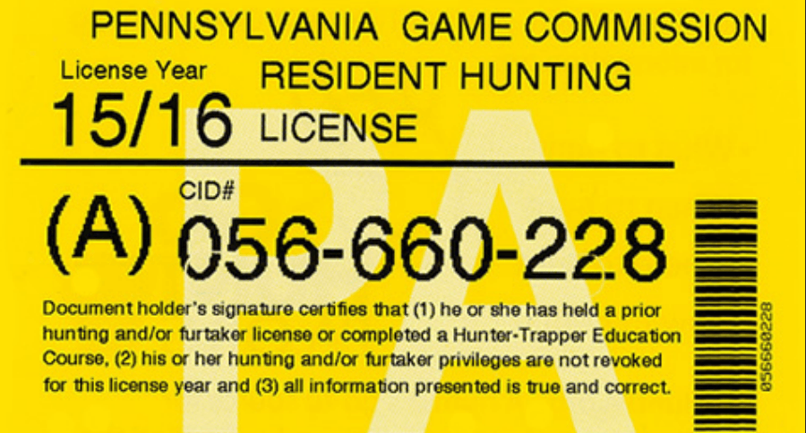 Pennsylvania considers increasing hunting license fees for Pa fishing license online