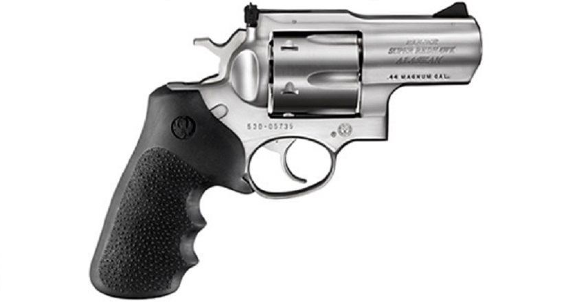 best bear defense guns ruger super redhawk alaskan