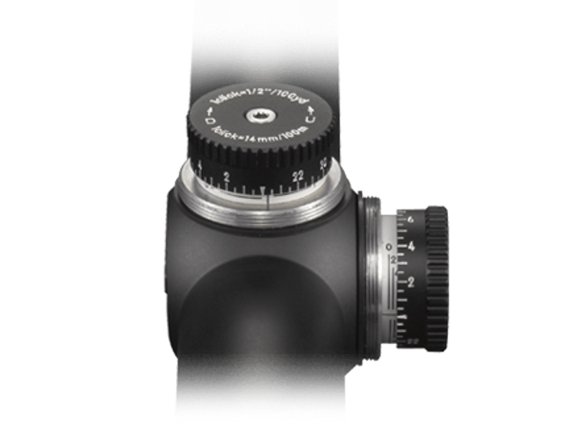 Nikon Buckmasters II scope review