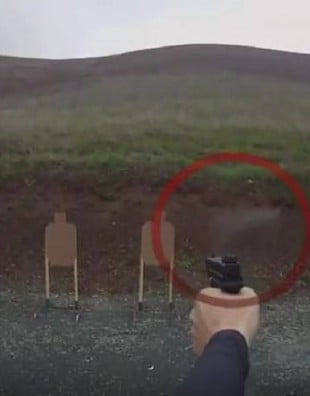 Shooters Beware This Is What Shooting A Squib Load Looks Like