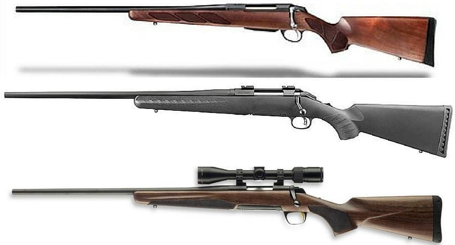 Top 6 Left Handed Rifles For Deer Hunting