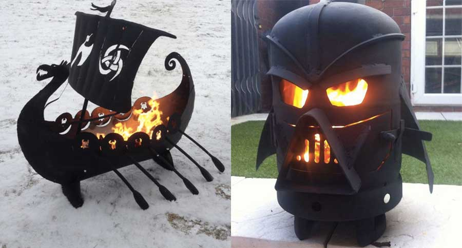 12 Ludicrous Fire Pits To Build In Your Backyard
