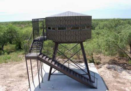 Are These Deer Hunting Stands Too Nice