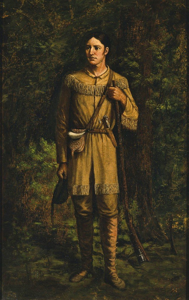 50 States and 50 Sportsmen: The Most Famous Famous Sportsmen From Each State Davy Crockett