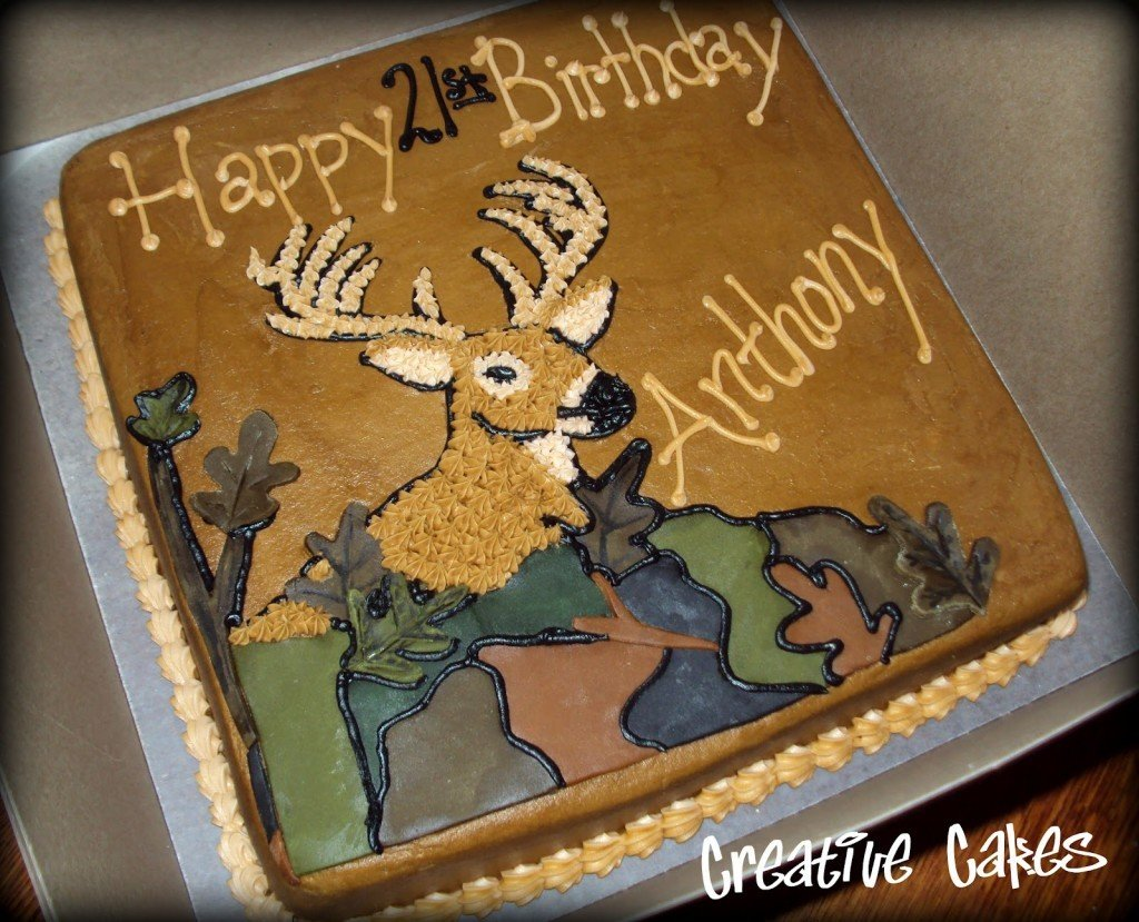 Images Of Trophy Cakes