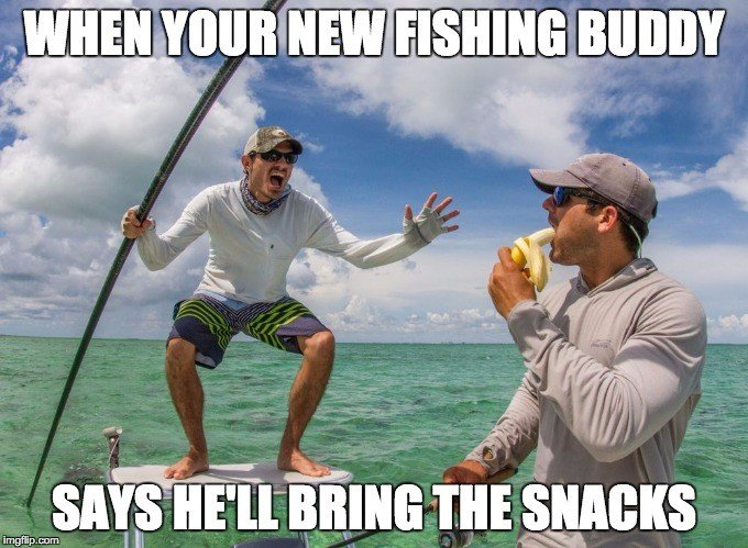 12 Relatable Fishing Memes That Will Make You Angry