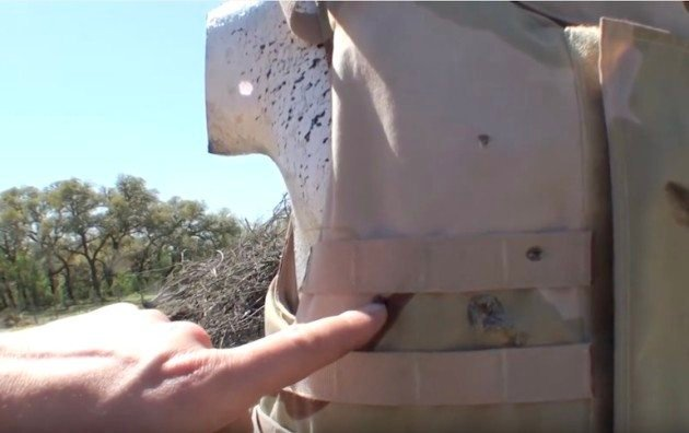 Will An iba without sapi plates Stop A 7.62x39mm Bullet At Long Range