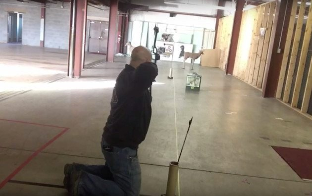 Online Archery Competition