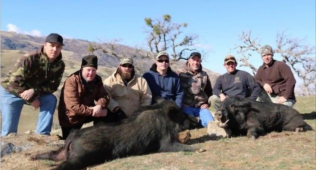 This Awesome California Hog Hunt Video Will Make You Want To Go Yourself