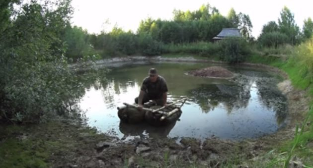 Survival test for russian all young