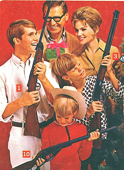 15 vintage gun ads that will make you laugh 2
