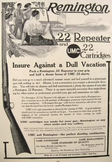 15 vintage gun ads that will make you laugh 1