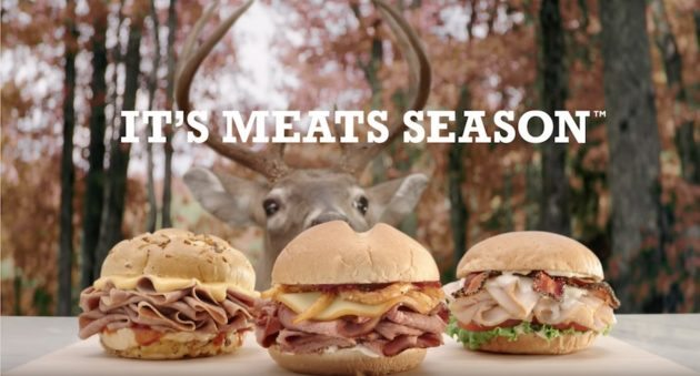Arby's Venison Sandwiches Are A Smashing Success In Nashville