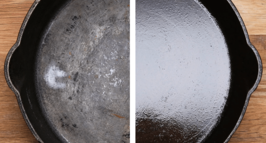 How To Properly Season And Clean Your Cast Iron Skillet