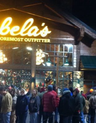 Cabelas Black Friday