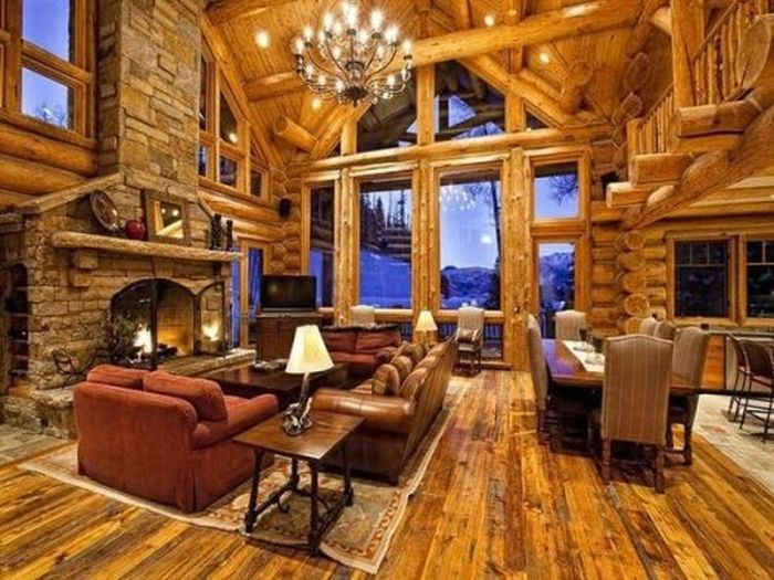 6 Luxury Hunting Lodges Everyone Would Like To Visit Wide