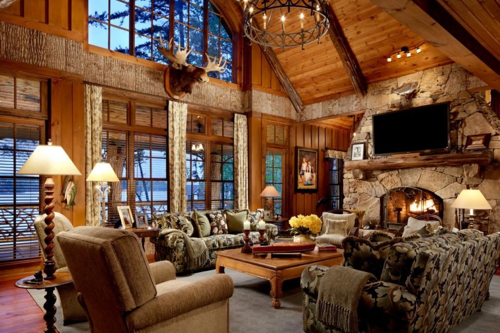 6 Luxury Hunting Lodges Everyone Would Like To Visit Wide Open Spaces