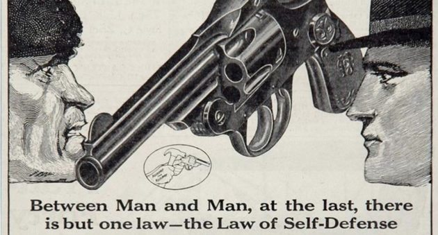 Get A Load Of These Vintage Gun Ads From Back In The Day