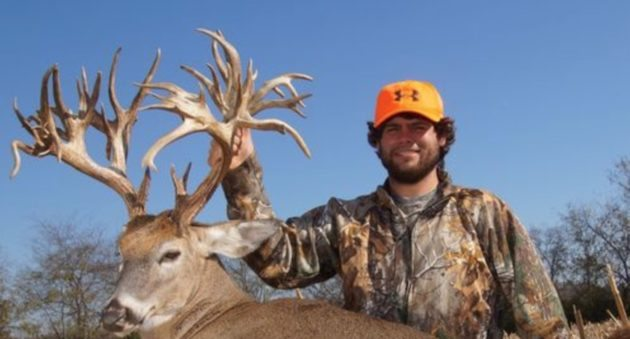 Check Out This Potential World Record Whitetail Buck from