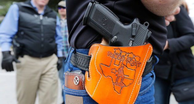 You Might Be Able To Get A Free Texas Concealed Carry Permit Starting In 2017
